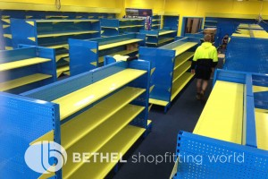 ToyWorld Toy Store Shelving Shopfitting Racking 12