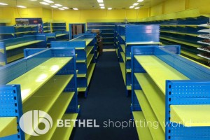 ToyWorld Toy Store Shelving Shopfitting Racking 22