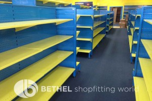 ToyWorld Toy Store Shelving Shopfitting Racking 15