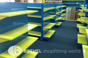 ToyWorld Toy Store Shelving Shopfitting Racking 16