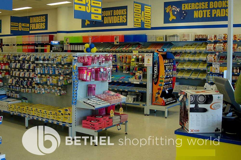 Office Supply Stores - Bethel Shopfitting World