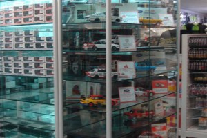Hobby Store Shelving Glass Showcases Counters d