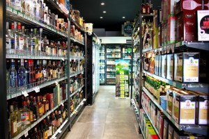 To fit out a Liquor Stores, quality shelving with heavy duty capacity is needed, and at Bethel Shopfitting World, we have a range of Shelving that's suitable for Liquor, Wine, Spirit Displays.