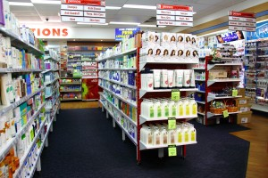 Bethel Shopfitting World have been supplying to Pharmacies and Chemists around the country, regardless your size and requirement, we have the suitable shopfitting and shelving for your.